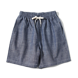 XERO - Chambray Easy Shorts (Indigo)