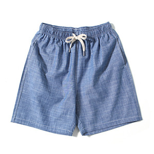 XERO - Chambray Easy Shorts (Sky)