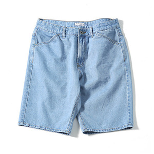 XERO - Summer Denim Easy Shorts (Bleach Indigo)